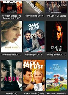 2018 Hollywood movies