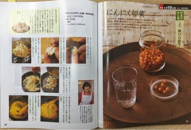 にんにく醤油 レシピ|【みんなのきょうの料理】 …