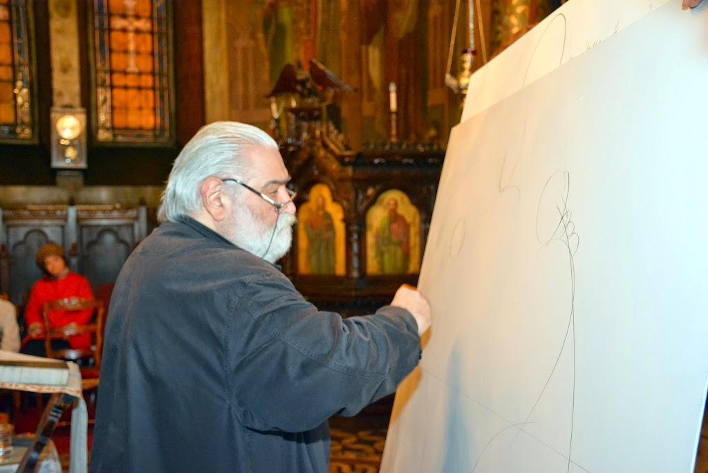Sorin Dumitrescu la Sf. Silvestru despre Inviere 062
