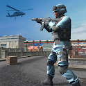 Modern Commando Strike : Free Shooting Games icon