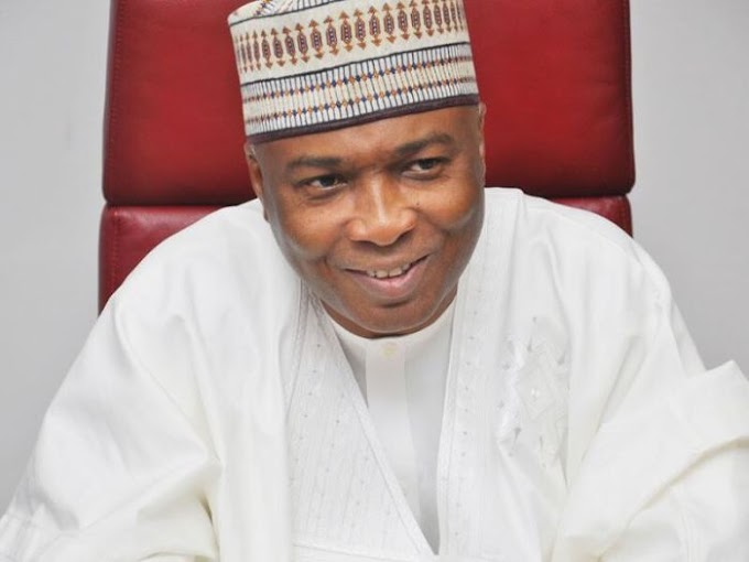 Why I Declared At 'Not Too Young To Run' Programme – Saraki Speaks Out
