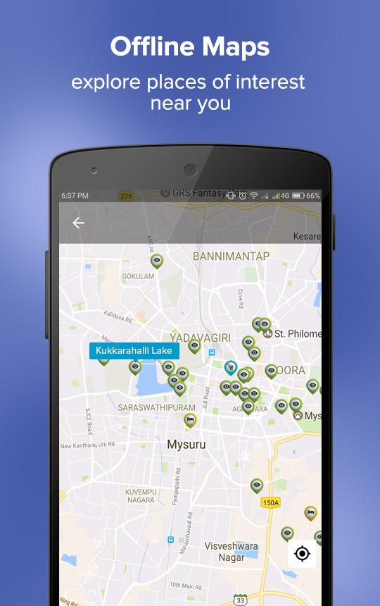 Mysore Travel Guide- screenshot