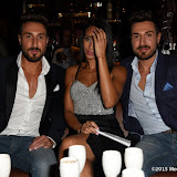OIC - ENTSIMAGES.COM - John Alberti, Rachel Christie and Toni Alberti at the  Miss GB South East pageant at DSTRKT London 18th July 2015 Photo Mobis Photos/OIC 0203 174 1069