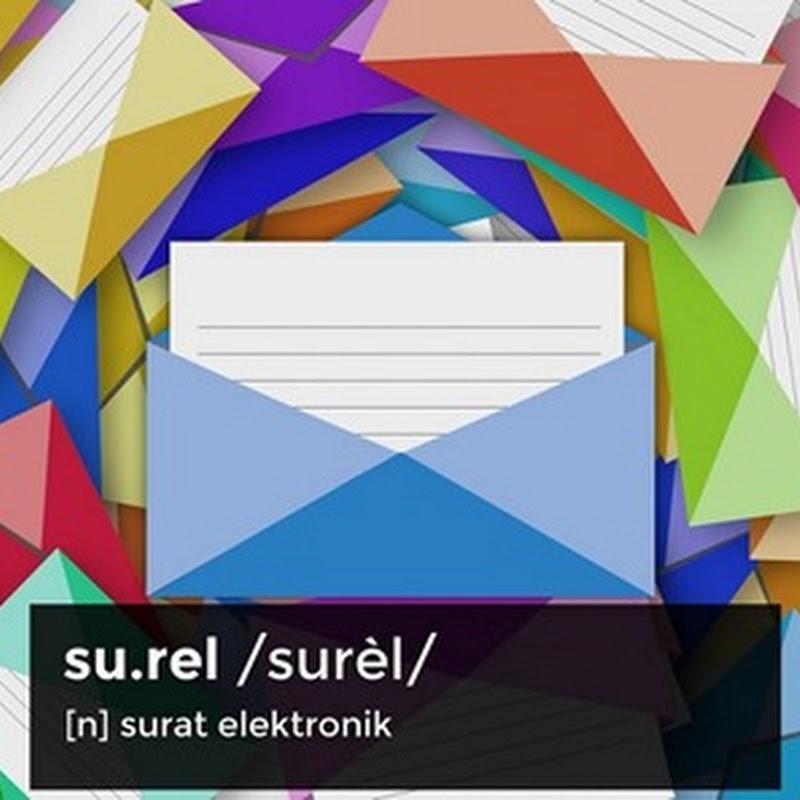 Padanan Kata untuk Email