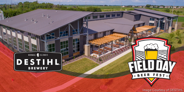 DESTIHL Brewery Announces 1st Annual Field Day Beer Festival