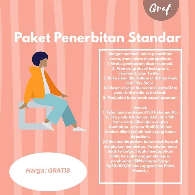 [PROMO] Paket Penerbitan Standar GRATIS