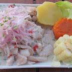 Paracas - Ceviche