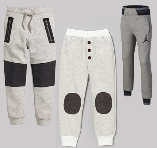 Kids Boys Fashion Sweatpant