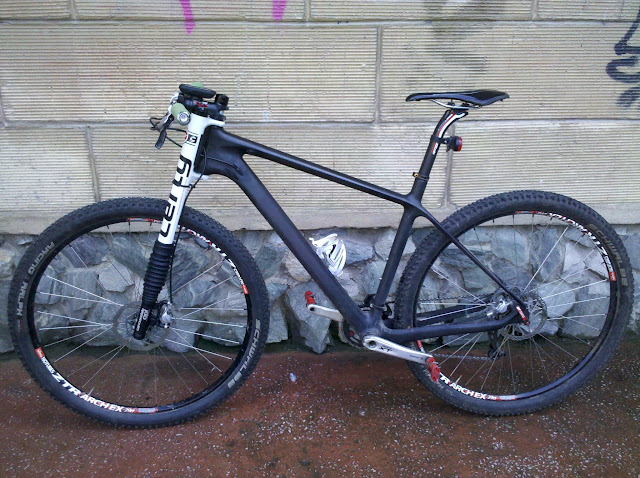 Carbon Noname 29er + Cannondale Lefty PBR - Сервис MULTI