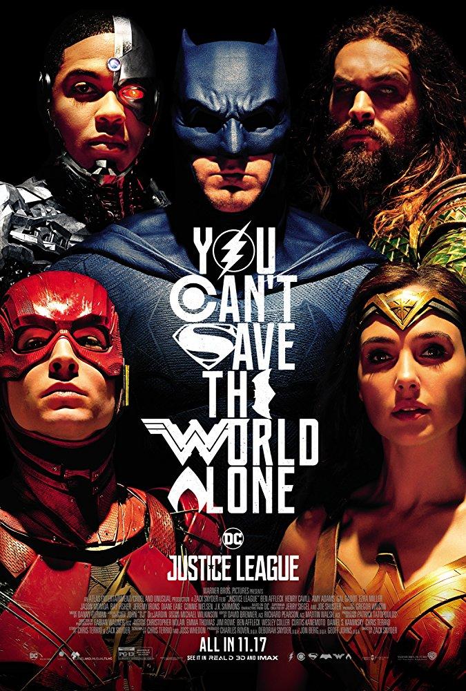 Download Justice League (2017)