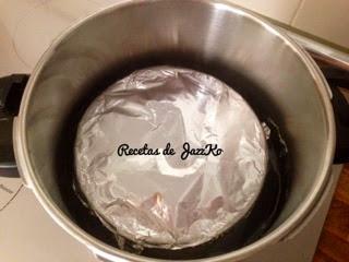 Flan de huevo express en 15 minutos sin flanera - Como se hace el flan de huevo al bano maria ...