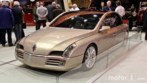 Renault concept Initiale 1995
