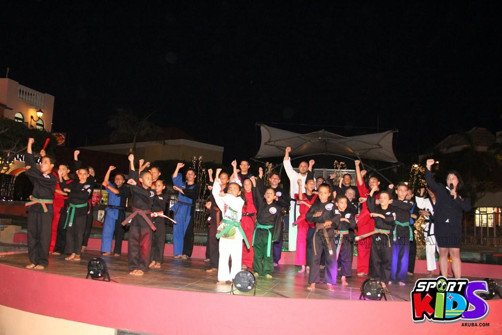 show di nos Reina Infantil di Aruba su carnaval Jaidyleen Tromp den Tang Soo Do - IMG_8799.JPG