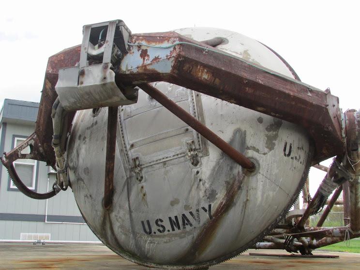 Original Gondola (1952-1964) - Johnsville Centrifuge