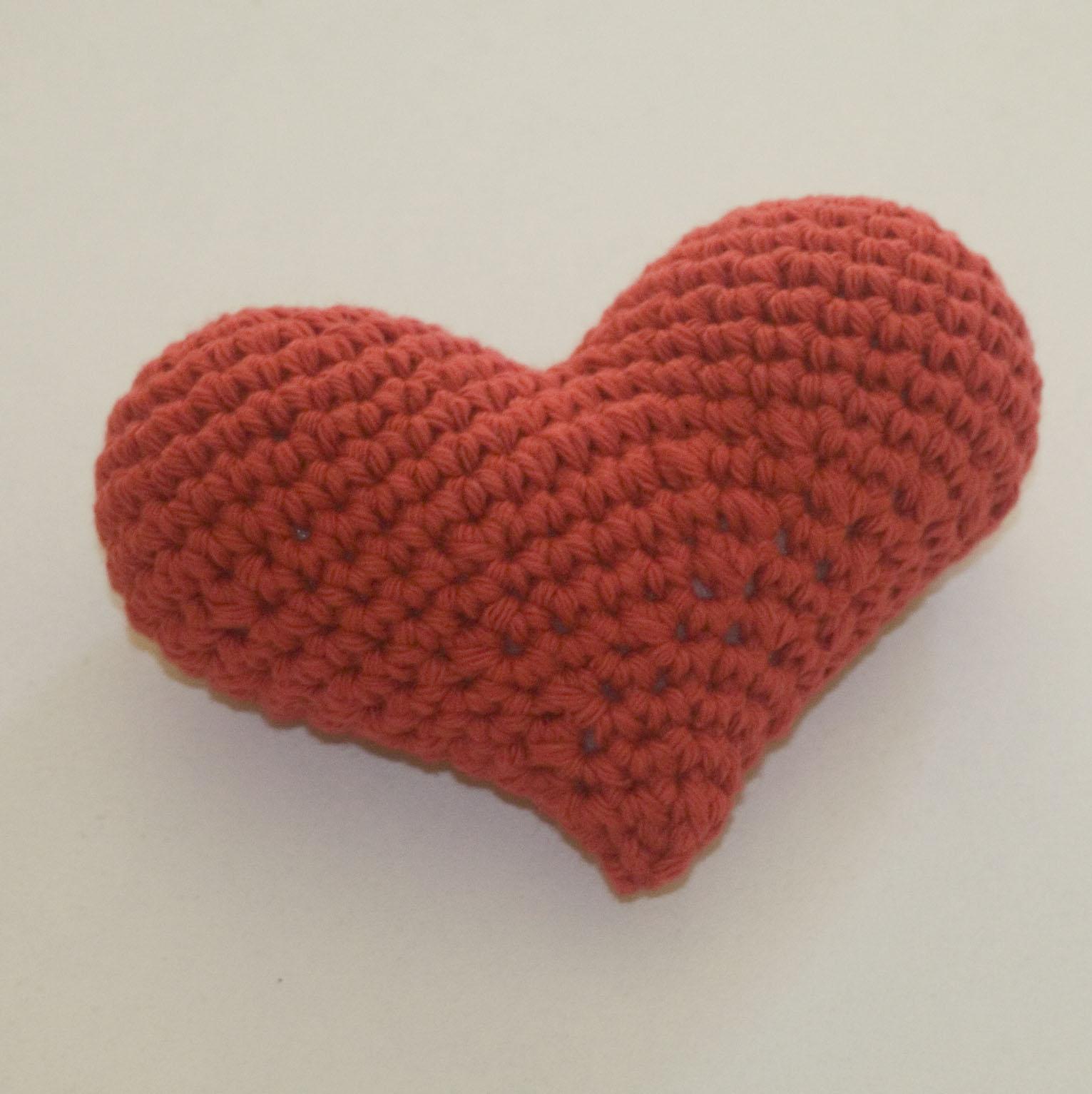 LaNaynay: Patrón Corazón Amigurumi