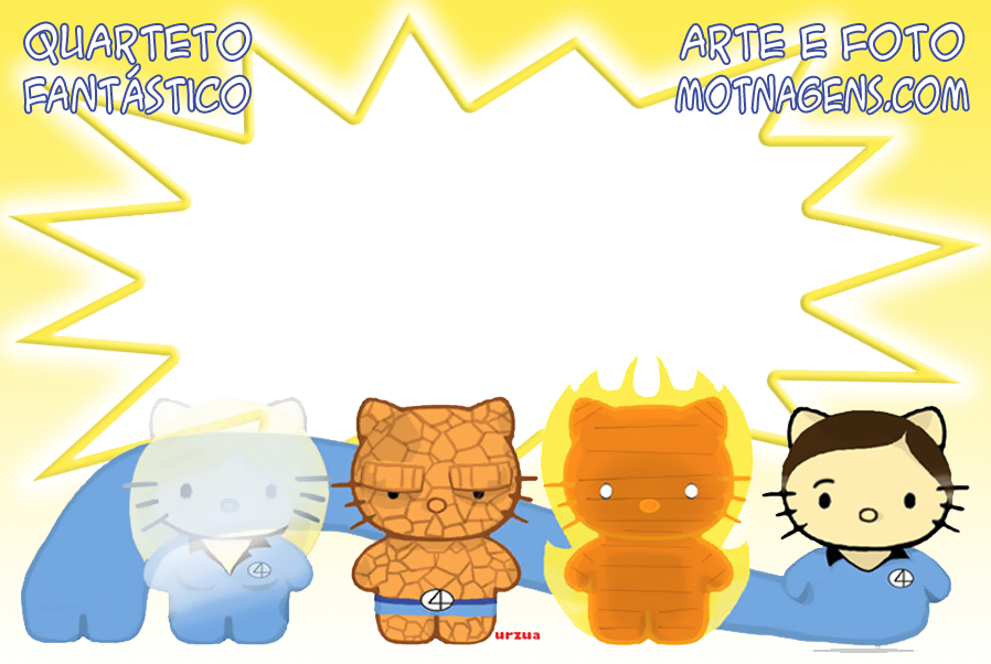 hello-kitty-quarteto-fantastico