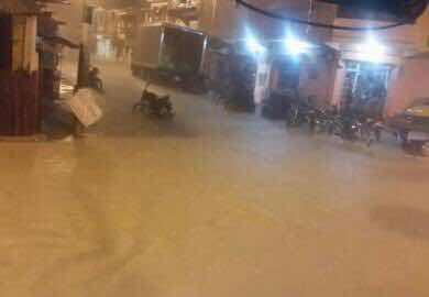 Puerto Plata y María Trinidad Sánchez en alerta por lluvias