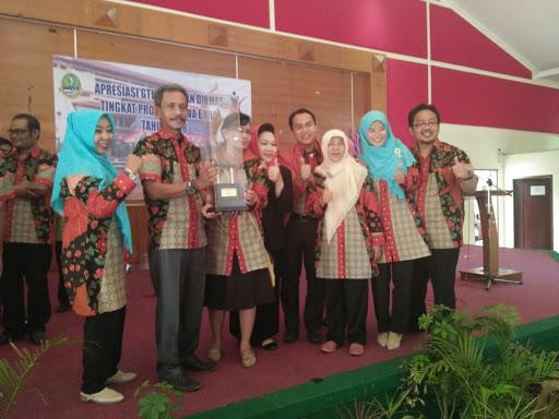 Karawang Juara Umum GTK PAUD Dikmas Jabar