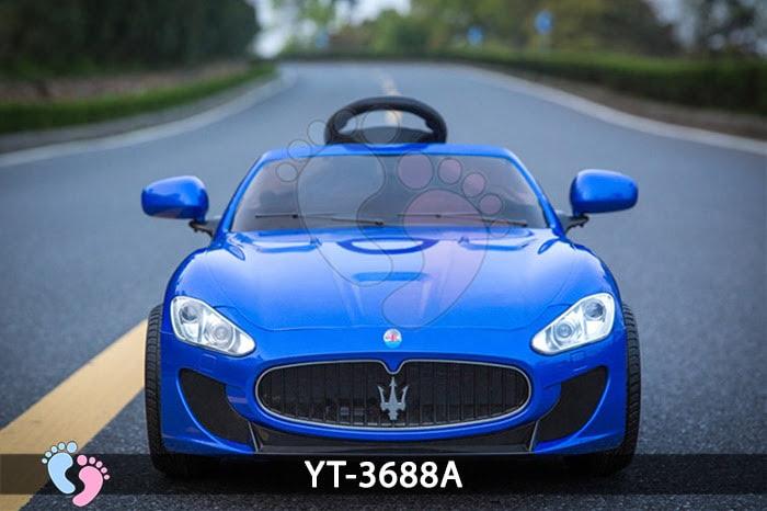 Xe Oto điện cho bé Maserati YT-3688A 2
