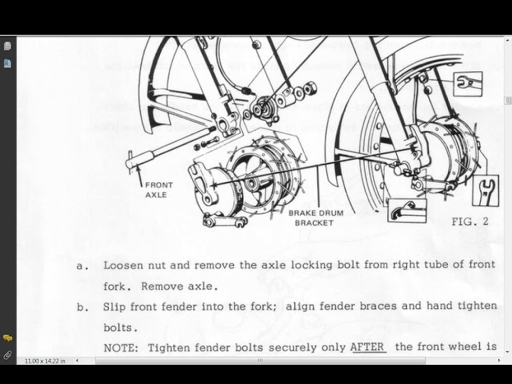 BENELLI WARDS COBRA DYNAMO FIREBALL SERVICE MANUAL 80pg
