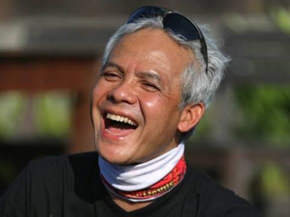 Denny Siregar: Ganjar Tidak Rugi Jika Dibuang PDIP