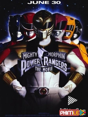Phim 5 Anh Em Siêu Nhân - Mighty Morphin Power Rangers 1 (1993)