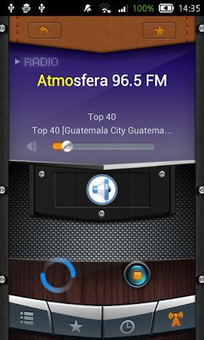 android Radio Guatemala Screenshot 1