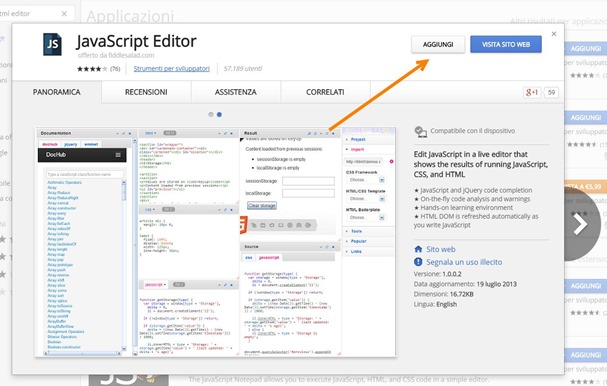 javascript-editor-chrome