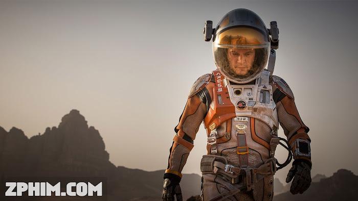 Ảnh trong phim Người Về Từ Sao Hỏa - The Martian 1
