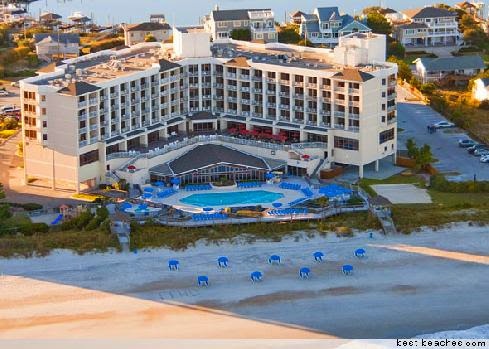 Wrightsville Beach Hotels Oceanfront In