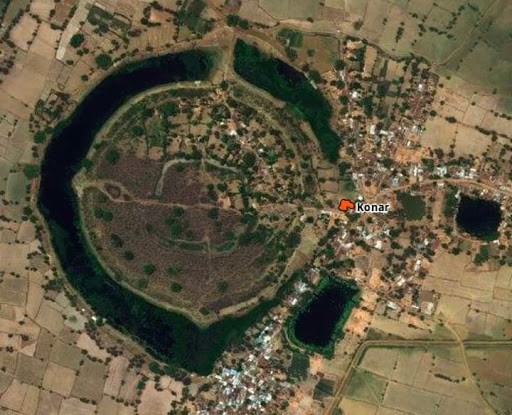 Circular Villages of Chhatisgarh
