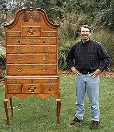 Norm chippendale dresser