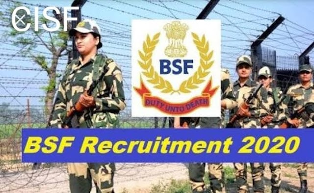 Cancellation of Written Test for BSF, CISF | Check New Exam Date Here
