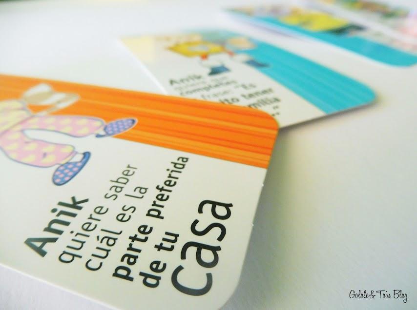 Juego de cartas familiar ¿Qué sabes de mÍ?