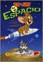 Filme Poster Tom e Jerry: No Universo DVDRip XviD Dual Áudio & RMVB Dublado-TELONA