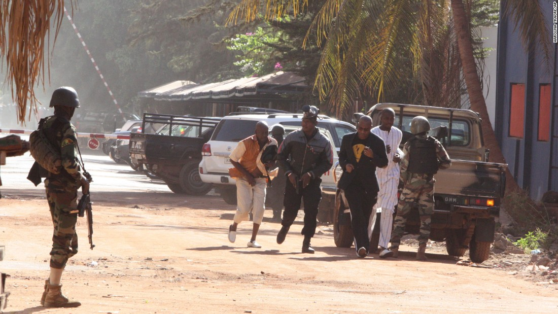 Image of Mali Hostage Crisis Yet Another Terror Attack