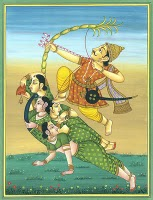 Goddess Rati Image