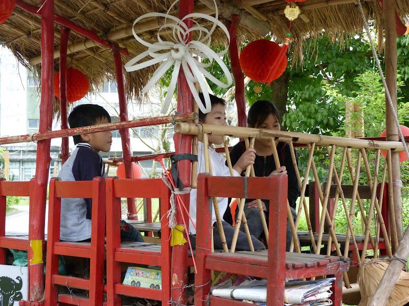 TAIWAN Dans la region de Hualien. Liyu lake.Un weekend chez Monet garden et alentours - P1010692.JPG