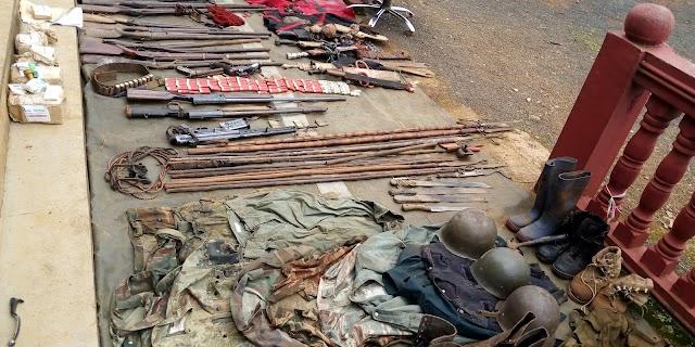 Operation Awing-Pinyin: Amba ''General Okoro'' killed, automatic rifle recovered