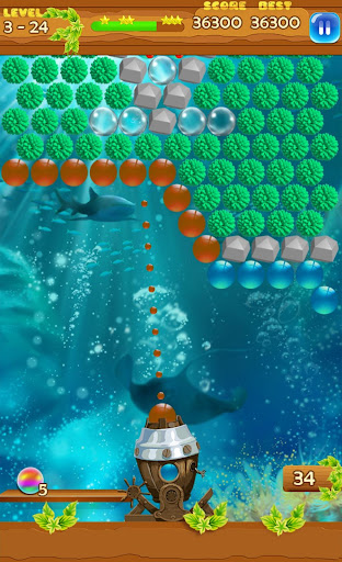 Bubble Fever - Shoot games 1.1 screenshots 8