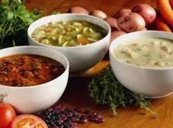 Navy Bean Soup Recipe
