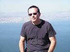 """ד""""ר גיורא גודמן במצפה השלום, כפר חרוב"""