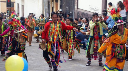Guaranda Carnival The #carnival in #guaranda is one of the biggest celebrations in the #andes. Parades...