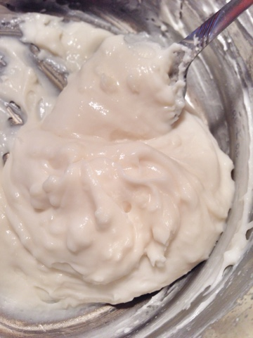 Crystal P Fitness and Food: Finally Healthy Honey Frosting