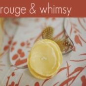 rouge and whimsy