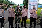 Wakapolres Soppeng Melaksanakan Kunjungan Kerja Dengan Tripika Kecamatan Citta