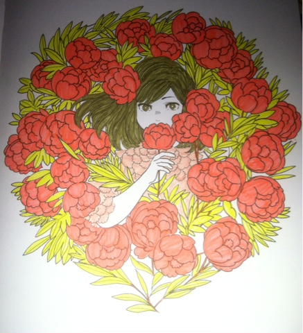 Post My Coloring Hoby
