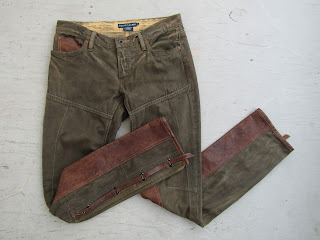 Ralph Lauren Riding Jeans