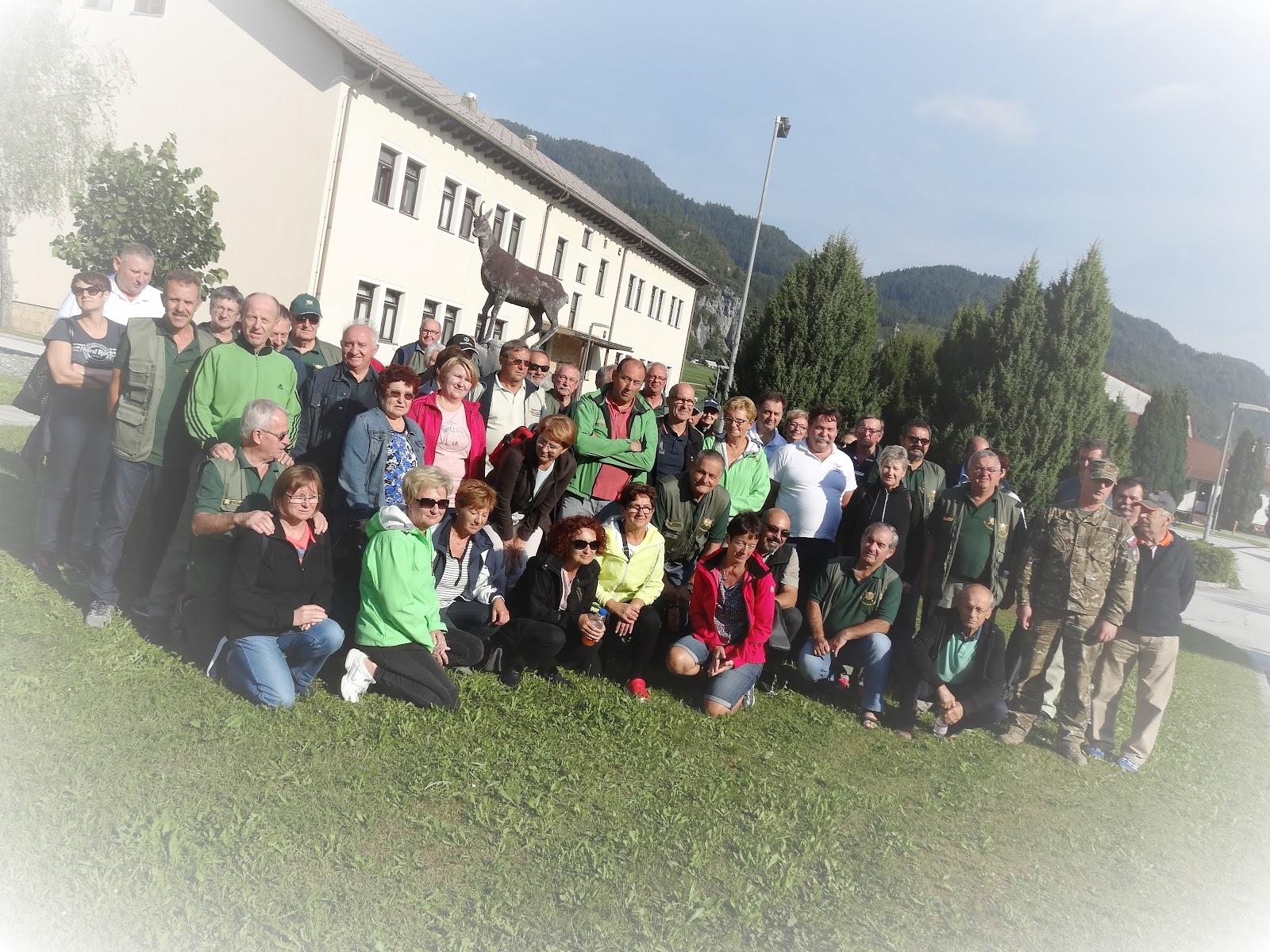 Ekskurzija na Gorenjsko 10. september 2016