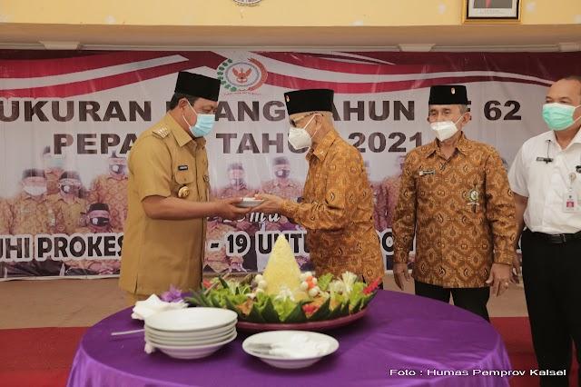 Purnawirawan dan Warakawuri TNI Berharap Covid-19 Segera Melandai